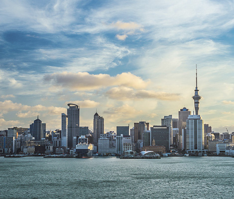 Curs engleza Noua Zeelanda Auckland