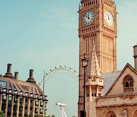 Curs engleza Londra
