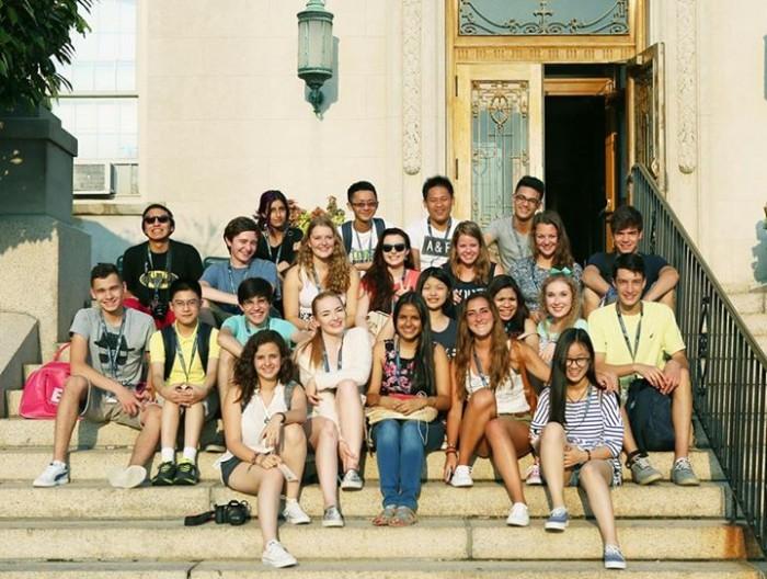EF Youth Leadership Forum