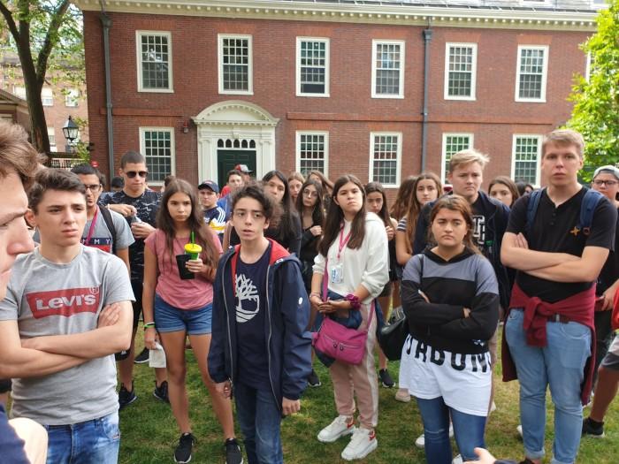 14 tabere in america elevi vara 010919