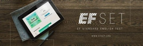 Two new studies show that the EF Standard English Test, the world's first free standardized test, correlates positively with TOEFL and IELTS, thus showing that the EFSET is as accurate as TOEFL and IELTS. (PRNewsFoto/EF Education First)